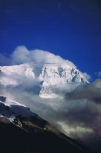 Mount Everest / Quomolongma