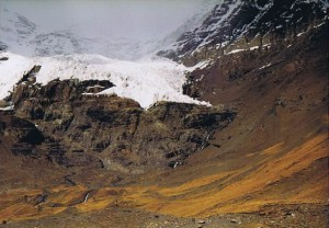 Op de Karo La bergpas