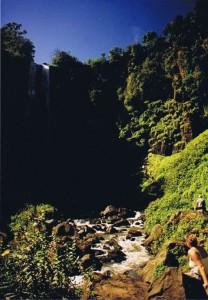 Thomson Falls in de Aberdares