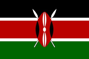 Keniaanse vlag