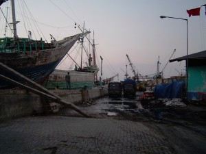 Oude haven: Sunda Kelapa