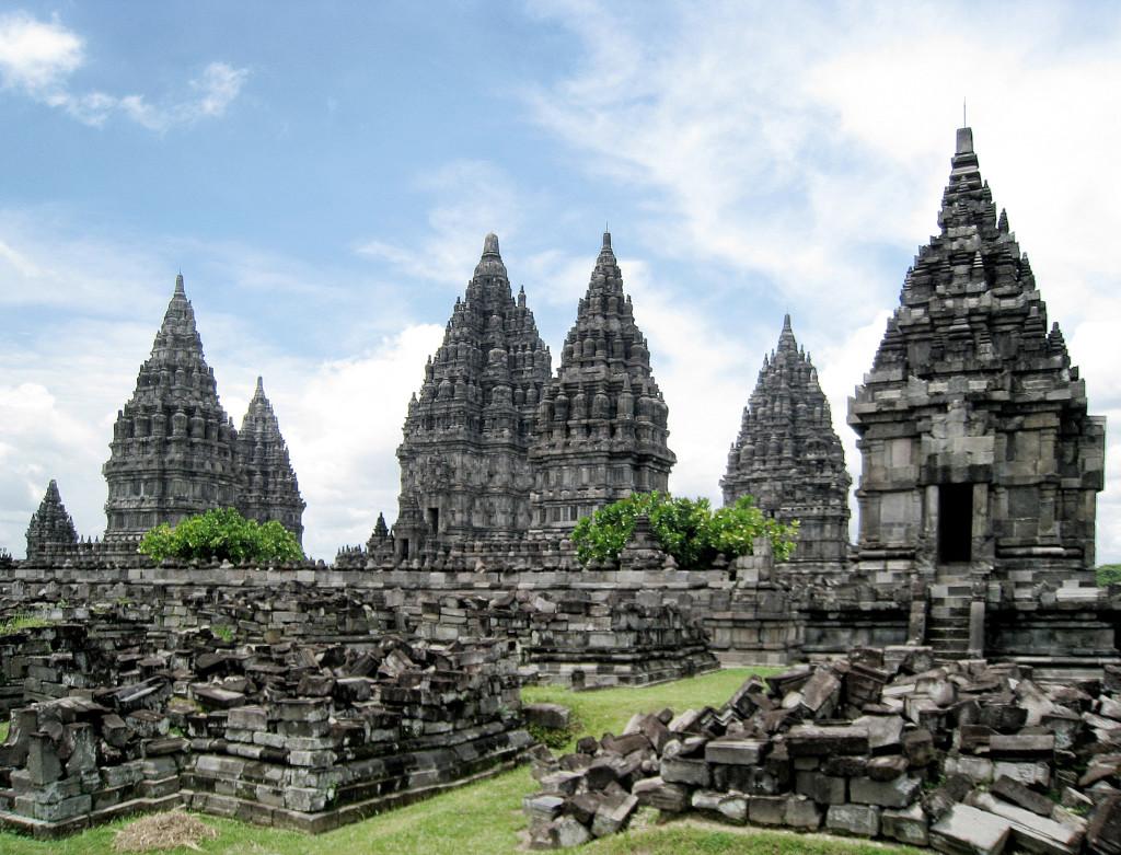 Het Prambanan Complex