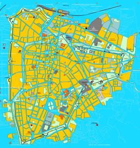 Centrum van Padua