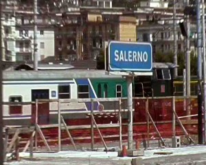 Station Salerno...