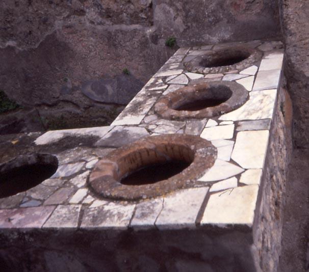 Fastfood Keuken : Thermopolium Pompeii