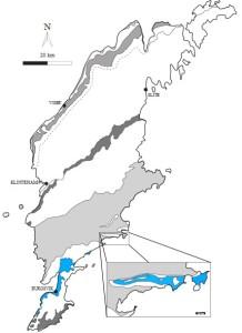 Geologie van Gotland...