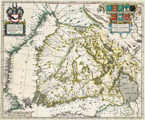 Groothertogdom Finland: 1662