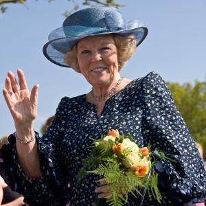 Koningin Beatrix...