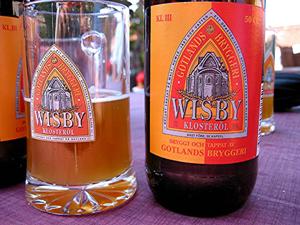 Wisby Klosteröl...