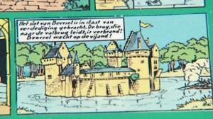 Het kasteel van Beersel...