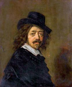 Frans Hals : Zelfportret...