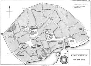 Kopenhagen 1500