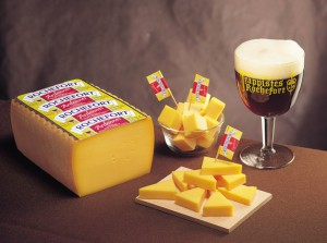 Rochefort kaas en bier...