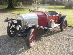 1924 Morris Cowley Bullnose Sports...