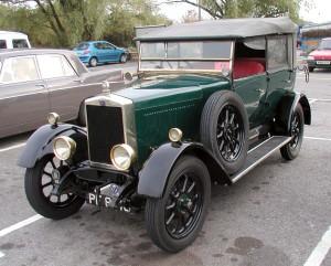 Morris Cowley 1927