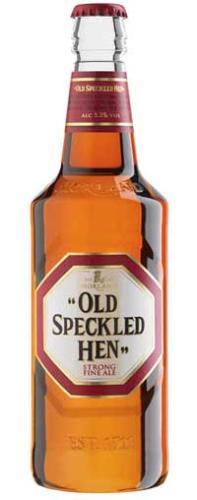 oldspeckledhen