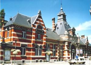 Station Turnhout...