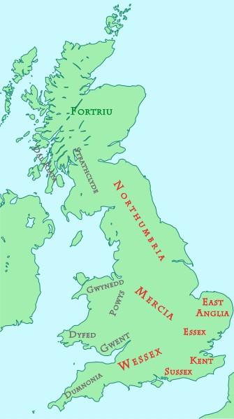 Engeland historisch
