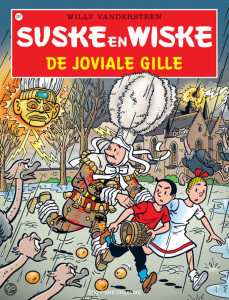 Suke en Wiske album: De joviale Gille...