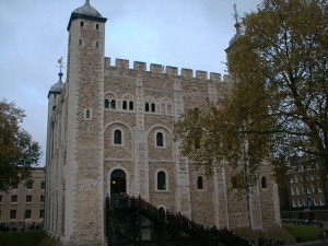 Tower of London...