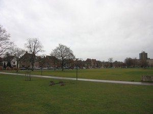 Julianapark in Venlo...