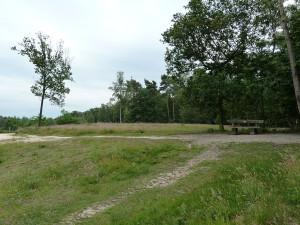 Grafheuvels op de Jammerdaalse Heide...