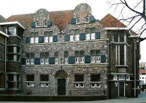 Oud Weeshuis te Venlo...