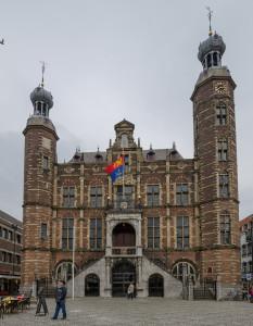 Stadhuis op de Markt...