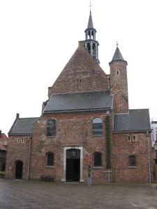 De Dominicanenkerk (kapel)...