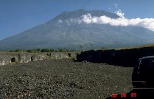 Gunung Agung...