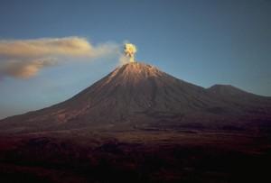 Gunung Semeru...