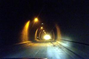 De Tuu Ashu tunnel...