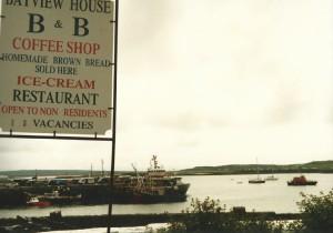 Harbour of Kilronan...