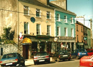 Humpty's would become my favorite Irish Pub in Clifden...