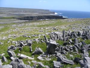 even more standing stones...