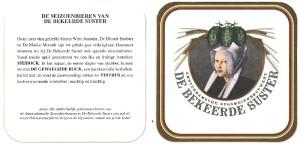 Bieren van Stoombierbrouwerij De Bekeerde Suster...
