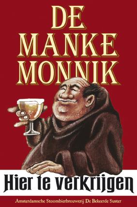 de-manke-monnik-bord