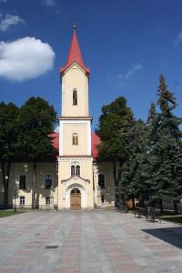Kerkje van Liptovsky Mikulas...