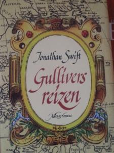 Gullivers travels by Jonathan Swift (a predecessor of modern phantasy literature...