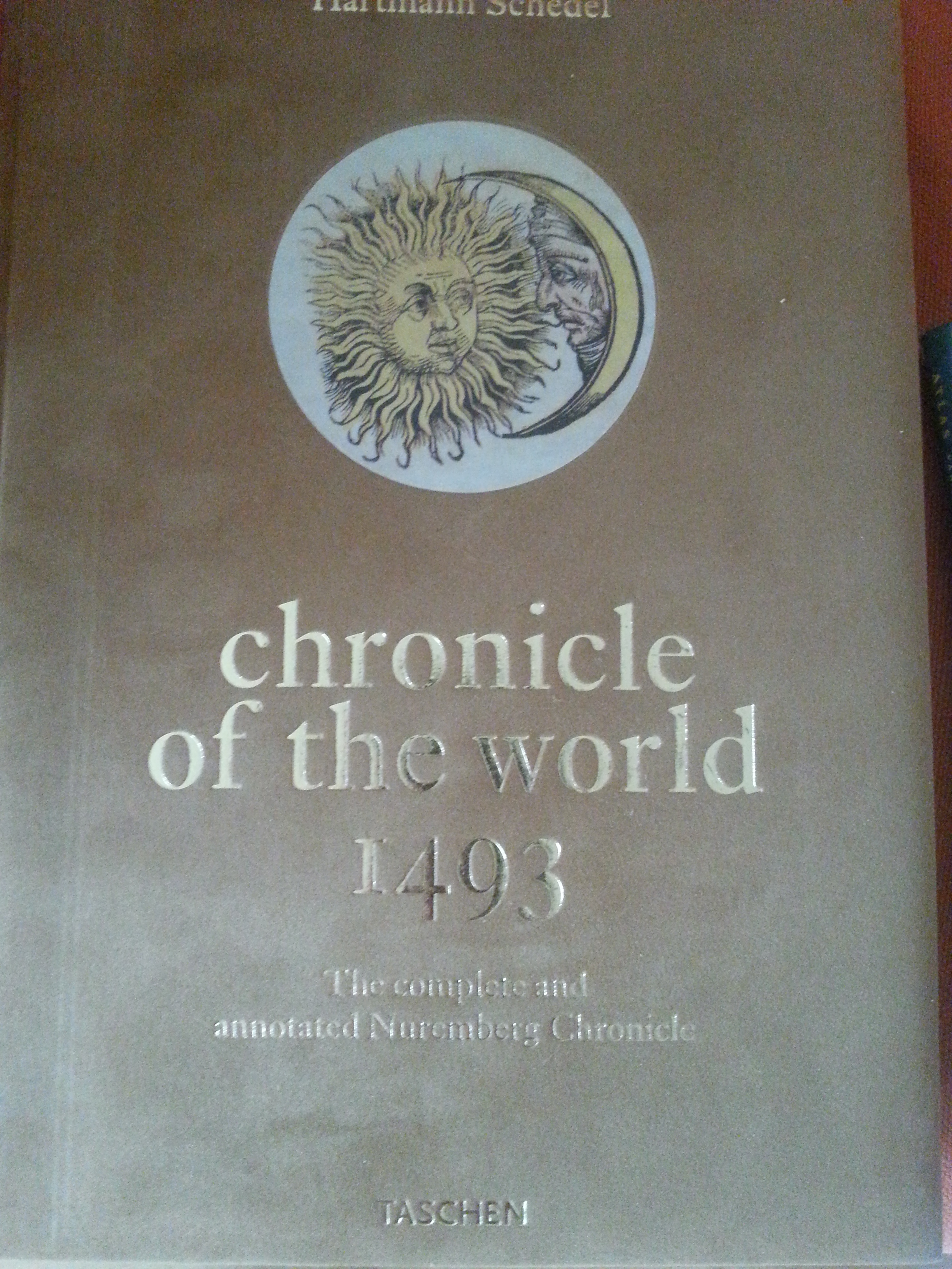 E.g.: in the Chronicle of the world from 1493...