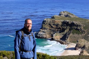 At Cape Point the southermost point of the Cape Peninsula...