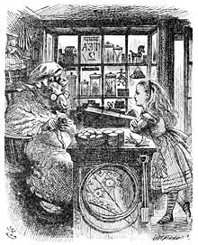 220px-John_Tenniel_Alice_and_the_Knitting_Sheep
