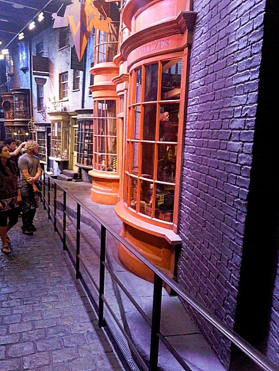 Engeland_Leavesden_SetLocations_DiagonAlly_2016_Img0020